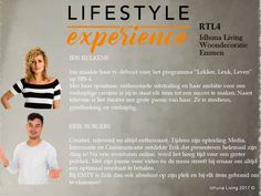 Idhuna Living woondecoratie RTL4 Lifestyle experience