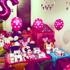 Merenda party minnie mouse