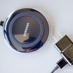 Samsung premium wireless charger Wireless Charger Stylish & Compact Round Design Eliminates Need of Cables LED Indicator for Charging Status 5 pin Micro-USB Inductive Wireless Charging Compatible w/ All WPC & Qi-enabled Smartphones  Works With: Galaxy Note 5 Galaxy S6 Galaxy S6 Edge Galaxy S6 Edge Plus Galaxy S7  Includes: Wireless Charging Pad USB to Micro USB Charging Cable Samsung Accessories Phone Cases