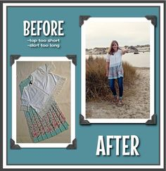 Second Chances by Susan: It's tunic time...part two!