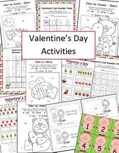 valentine's day games 3rd grade