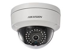 Hikvision 3 MP Vandal-Resistant Network Dome Camera