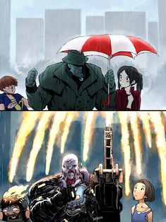 Tyrant Resident Evil, Resident Evil Franchise, Resident Evil Anime, Dino Crisis, Character Art, Character Design, Jill Valentine, The Evil Within, Video Game Art