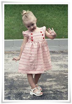 Junebug dress tutorial