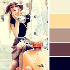 8 colores perfectos para combinar tu vestuario y accesorios