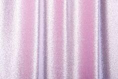 Spandex World - Glitter/Solid Stretch Velvet (Lavender/Silver Glitter)