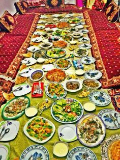 1000 images about afghan food on pinterest afghans for Afghan kebob cuisine menu