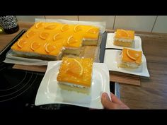 Pasta Tarifi+Portakalli pudingli pasta+Cok hafif bir lezzeti var -Hatice Mazi - YouTube
