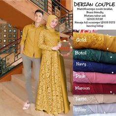 21 Ide Gamis Couple Sarimbit Batik Kemeja Anak