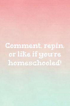 Guys. I know ive already pinned this and im sorry but I have a group board for homeschool and I need memebers!