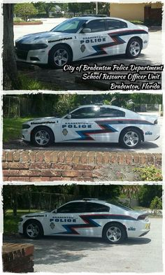 Public Safety Equipment, Bradenton, Florida Police Dodge Charger Vehicle.