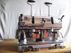 Online-Museum für Espressomaschinen | Vintage Espresso | Pinterest | {Espressomaschinen 95}