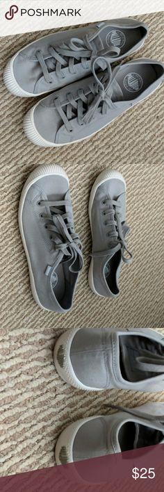 Botas Estilo Paladio Moda Militar Zapatos de Tobillo Zapatos Casuales Oto/ño Invierno Absolute ❤️ Zapatos de Lona Mujer de tac/ón Alto