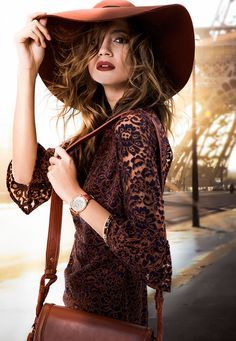 Freelook Watches Campaign 2016 Campaign, Bohemian, Watches, Style, Fashion, Swag, Moda, Stylus, La Mode