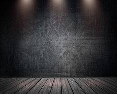 grunge interior gratis shining freepik spotlights down quarto brilhando holofotes 1048 fundos leuchten fondo schijnwerpers madera focos brillan sobre fondos
