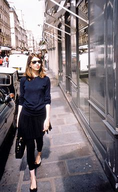 Sofia Coppola photographed by Andrew Durham for The New York Times #style #fashion #classicstyle