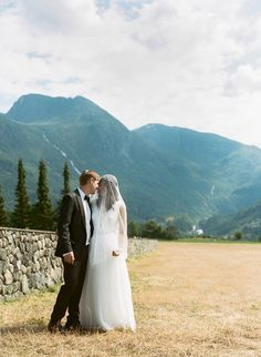 Intimate Wedding in the Fjords of Norway