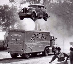 """""""HELL DRIVERS"""" ... Awesome photo!!! Wish I knew more about it!"""