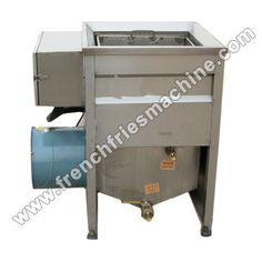 Adopt oil-water mixing technology which can fry French fries, potato chips more delicious. French Fried Onions, French Fries, Potato Chips Machine, Banana Chips, Oil Water, Stainless Steel Material, Fried Potatoes, Manual, Plant