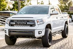 SwaggyVeet's 2016 Tundra CrewMax Limited Super White Build! - TundraTalk.net - Toyota Tundra Discussion Forum