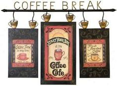 Would love this hanging above my coffee bar!