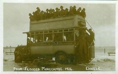 Postcards of Morecambe and Heysham Morecambe, Lancaster, Old Pictures, Old And New, Past, Victorian, Image, Past Tense, Old Photos