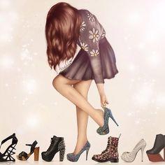 Girls... By Kristina webb