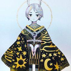 Stardust moth