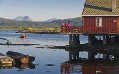 Håholmen in More and Romsdal