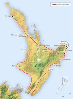 Rāhiri is considered the founding ancestor of the           Ngāpuhi tribe. In a journey of several years, he left his           birthplace of Whiria pā in the north and           travelled through the Bay of Plenty and onto the East           Coast. He then headed to Wellington before continuing his           journey up the west coast of the North Island. Because of           his journeys he is also recognised as an ancestor of           Ngāti Rāhiri-tumutumuwhenua in Hauraki, and Ngāti…