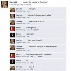 25 Facebook Fails of the Utmost Stupidity