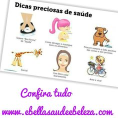 #dicasdodia Ame sua beleza natural #amesuavida BOM DIAAAA Acesse www.ebellasaudeebeleza.com