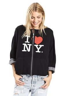 NY Vintage Sweatshirt