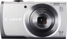 Camara a3500 canon con wifi promocion decimo tercer mes de agosto 2013 en photura. Canon 16mp Wifi cámara powershot a3500 Características     16,0 megapíxeles 16,0 megapíxeles     Zoom óptico 5x con gran angular Zoom óptico 5x con gran angular     Zoom hasta 10x sin pérdida de calidad Zoom hasta 10x sin pérdida de calidad     Comparte imágenes de forma inalámbrica      Vídeos 720p Vídeos 720p     Imprime desde cámaras mediante USB o Wi-Fi Imprime desde cámaras mediante USB o Wi-Fi