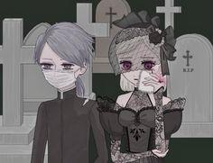 Identity Art, Drawings, Game Character, Art, Character, Anime, Horror, Fan Art