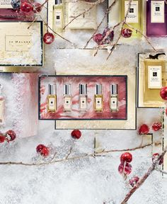 Jo Malone London | Cologne Collection #FrostedFantasy #GiftGiving