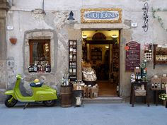 Shop in Sicily