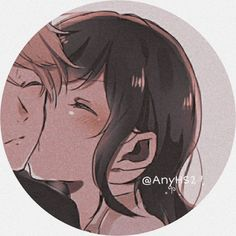 Anime Couples Drawings, Couple Drawings, All Anime, Anime Art, Avatar Couple, Anime Love Couple, Snapchat, Matching Icons, Kawaii Anime