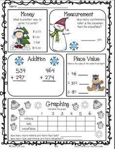 math worksheet : place value worksheets free printable grade 2 math worksheets  : Second Grade Math Practice Worksheets