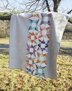 Star Bright Quilt ~ Pattern from Vintage Quilt Revival