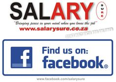 like us on facebook : www.facebook.com/salarysure