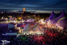 Zomerparkfeest 2012
