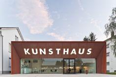 ssm architekten / markdrotsky.com architekturfotografie grenchen, solothurn, photography architecture / kunsthaus grenchen Neon Signs, Solothurn, Architects