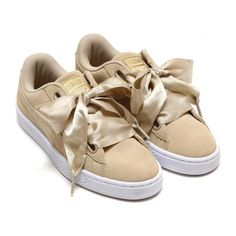 PUMA SUEDE HEART SAFARI WN'S - SAFARI-SAFARI