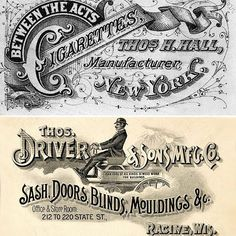 ephemera ads