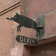 The Dixie Pig