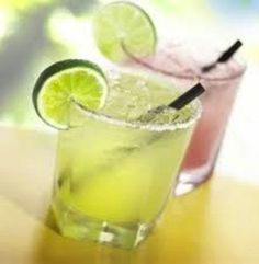 healthy adult drinks