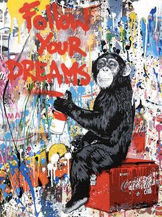 Life is beautiful - L'arte di Mr. Banksy Graffiti, Street Art Graffiti, Museum Of Fine Arts, Art Museum, Pop Art, Urban Art, Cartoon Art, Oeuvre D'art, Collage Art