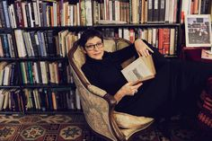Shunned by Vogue Joan Juliet Buck Seeks Inner Peace