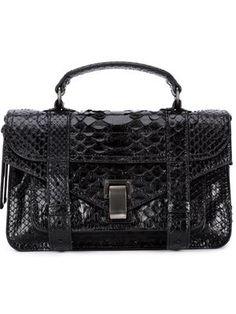 small 'PS1' satchel